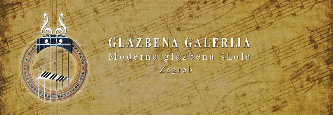 Moderna glazbena škola - Glazbena galerija